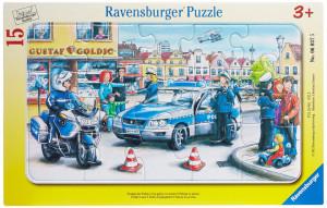 Puzzle Departamentul Politiei, 15 Piese