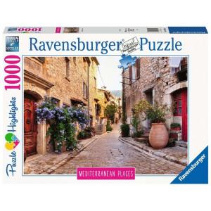Puzzle Franta Mediteraneana, 1000 Piese