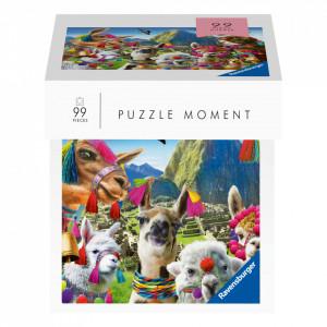 Puzzle Lama, 99 Piese