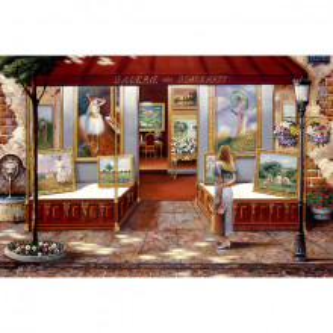 Puzzle Magazin De Arte, 3000 Piese