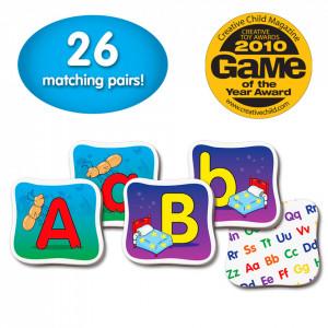 Puzzle Sa Memoram Alfabetul