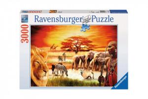 Puzzle Savana, 3000 Piese