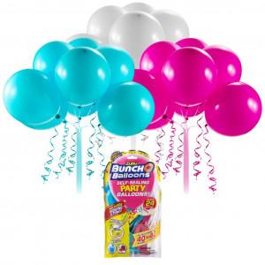 Rezerve baloane pentru petrecere Bunch O Balloons Refill Roz/Bleu/Alb