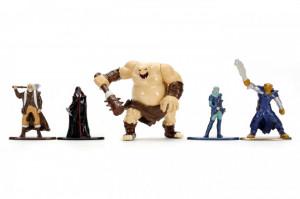 Set 5 Figurine Dungeons Dragons 4 Cm