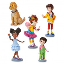 Set 5 Figurine Fancy Nancy Clancy