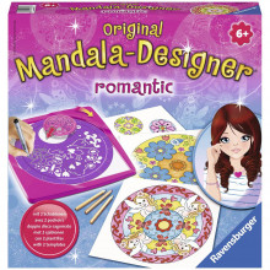 Set De Creatie Mandala Romantic