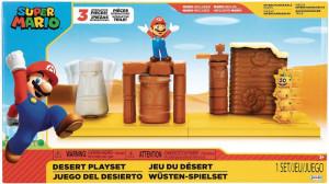 Set de joaca Desert Super Mario Nintendo, cu figurina 6 cm