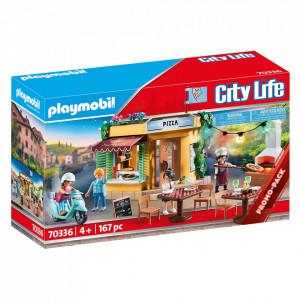 Set de joaca Playmobil Pizzerie