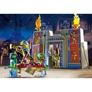 Set de joaca Playmobil Scooby-Doo! Aventuri In Egipt