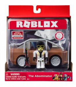 Set de joaca ROBLOX cu masina - The Abominator