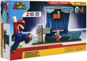 Set de joaca Underground Super Mario Nintendo