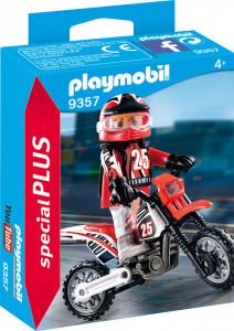 Figurina Motociclist