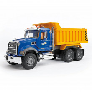Bruder - Camion Basculanta Mack Granite