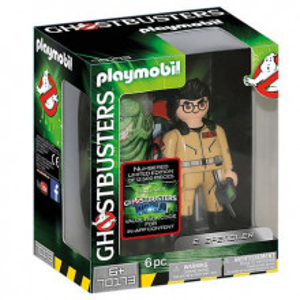Figurina De Colectie Playmobil Ghostbusters, Egon Spengler