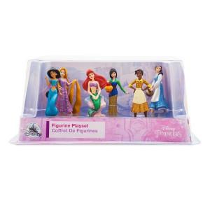 Figurine Printesele Disney - set 3