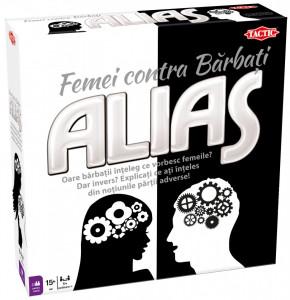 Joc Alias Femei vs Barbati Original