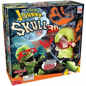 Joc Johnny Scheletul 3D (Vedeniile lui Capdemort)