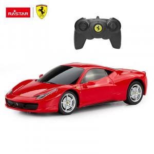 Masina Cu Telecomanda Ferrari 458 Scara 1 La 24