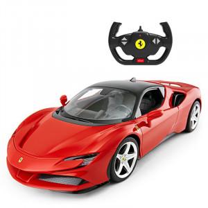 Masina Cu Telecomanda Ferrari Sf90 Stradale Scara 1 La 14