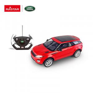 Masina Cu Telecomanda Range Rover Evoque Rosu Scara 1 La 14