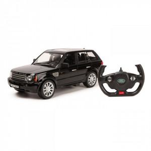 Masina Cu Telecomanda Range Rover Sport Negru Cu Scara 1 La 14