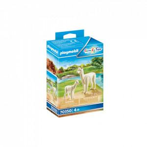 Playmobil Alpaca Cu Pui
