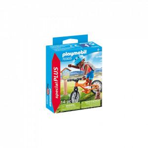 Playmobil Biciclist Montan