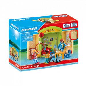 Playmobil Cutie De Joaca - Prescolari