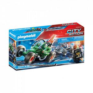 Playmobil Evadarea Cu Cart