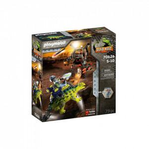 Playmobil Saichania - Invazia Robotilor