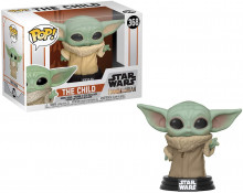 Pop Star Wars: Mandalorian - Baby Yoda