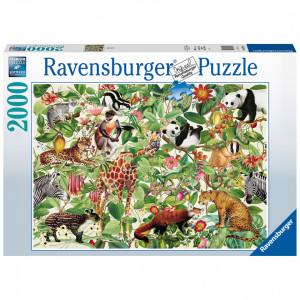 Puzzle Jungla, 2000 Piese