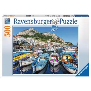 Puzzle Portul Marina, 500 Piese
