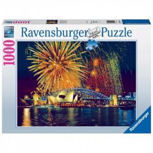 Puzzle Sydney Australia, 1000 Piese
