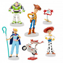 Set 6 figurine deluxe Toy Story 4