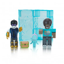 Set de joaca cu 2 figurine Roblox, model Freeze Tag