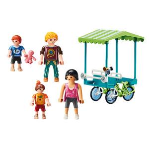 Set de joaca Playmobil Family Fun, Bicicleta De Familie