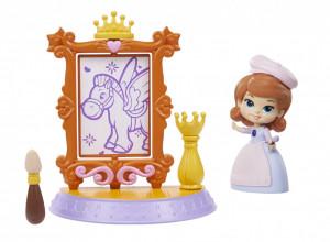Set joaca Printesa Sofia Intai la curs