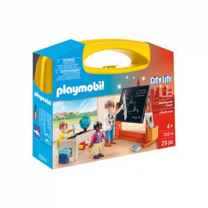 Set Portabil Playmobil - Scoala