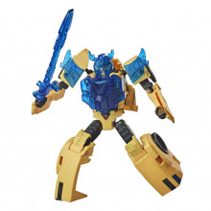 Transformers Robot Bumblebee Battle Call Trooper