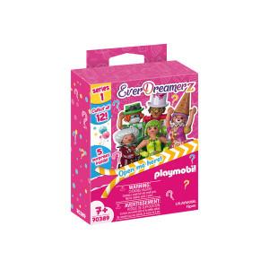 Cutie cu figurina surpriza Playmobil Everdreamerz Candy World