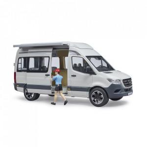Bruder - Sprinter Camping Mercedes Benz Cu Sofer