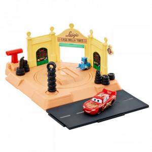 Cars Set De Joaca Vulcanizare Luigi'S Tire Shop