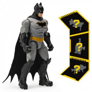 Figurina Batman Clasic Articulata 10Cm Cu 3 Accesorii Surpriza