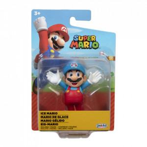 Figurina Nintendo Super Mario - Model Open Arms Mario, 6 cm