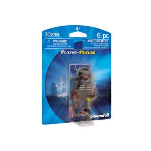 Figurina Playmobil, Politist Swat