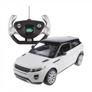 Masina Cu Telecomanda Range Rover Evoque Alb Scara 1 La 14
