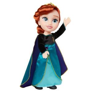 Papusa Anna Cu Rochie Epilog, Frozen 2
