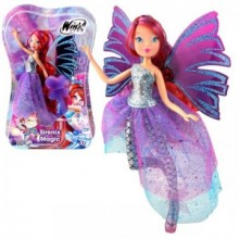 Papusa Winx Sirenix Magic - Bloom