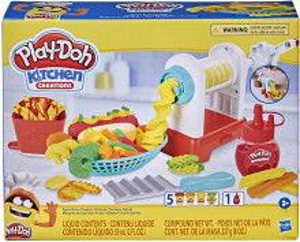 Play Doh Set Cartofi Spirala